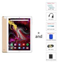 Free shipping 10.1 inch Tablet Pc Quad Core 2019 Android 8.1 tablet 3GB RAM 32GB ROM IPS Dual SIM Phone Call Tab Phone pc Tablet alldocube m5s 10 1 inch 1200 1920 4g phone call tablet pc mtk6797 x20 deca core android 8 0 3gb ram 32gb rom
