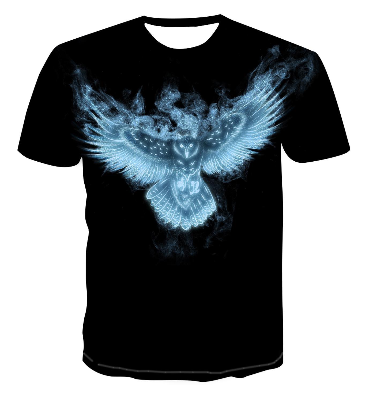 Новинка 2020, футболка с 3D принтом, Мужская модная футболка с элементами, уличный пуловер, футболка, модный топ для отдыха, футболка