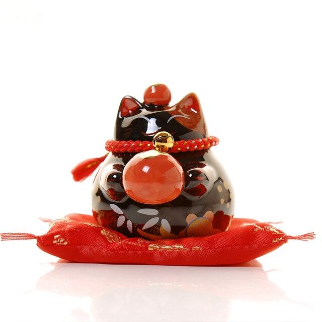 Hucha Gato Japonés - Cerámica