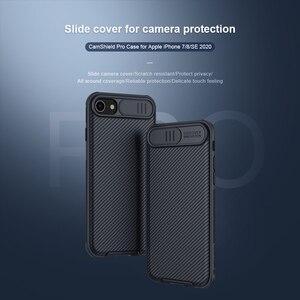 Image 2 - Чехол NILLKIN CamShield для iPhone SE 2020 SE 2 SE2, защитный чехол для камеры, защитный чехол для iPhone 7 / 8