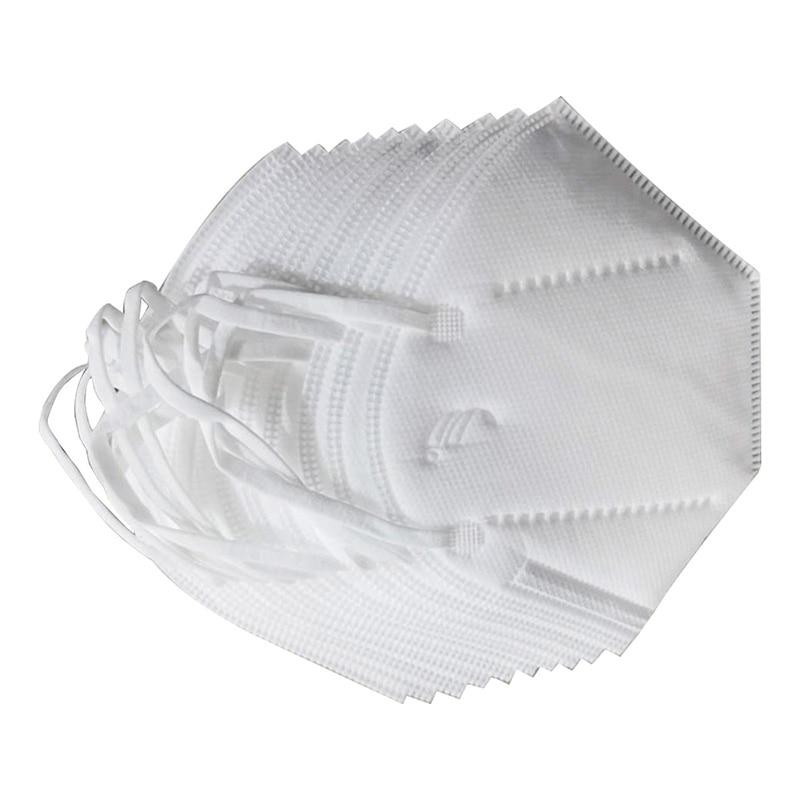 5/10Pcs Spot Anti Coronavirus N95 Folding Non-woven PM2.5 Dustproof Mask Spot Unisex Muffle For Allergy/Asthma/Travel 2020