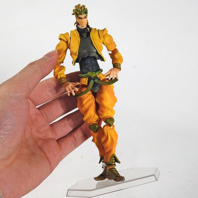Medicos Super Action Statue JoJo's Bizarre Adventure Dio Brando The World PVC Action Figure Model Statue Toys 5