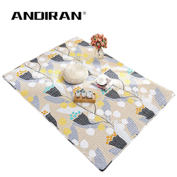 Tatami Mat Baby Play Mat Puzzle Carpet Cotton Mat Bedroom Rug Machine Washable Child Climbing Mat Soft Household