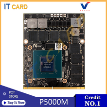 Quadro P5000M P5000 GDDR5 16GB การ์ด N17E-Q5-A1 X-สำหรับ HP ZBOOK 17 G4 Dell m7710 M7720 FUJITSU H970(China)