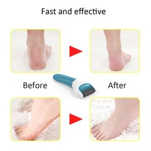Image 5 - Hot Electric Foot File Foot Care Tool Pedicure Machine Peel Skin Roller Callus Remover File for Man Foot Heel