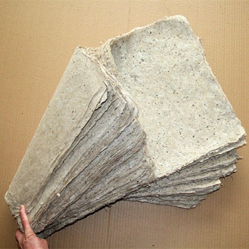 50 листов/лот сырая Xuan бумага китайская тутовая бумага античный метод ручной работы натуральная каллиграфия красками рисовая бумага| |   | АлиЭкспресс