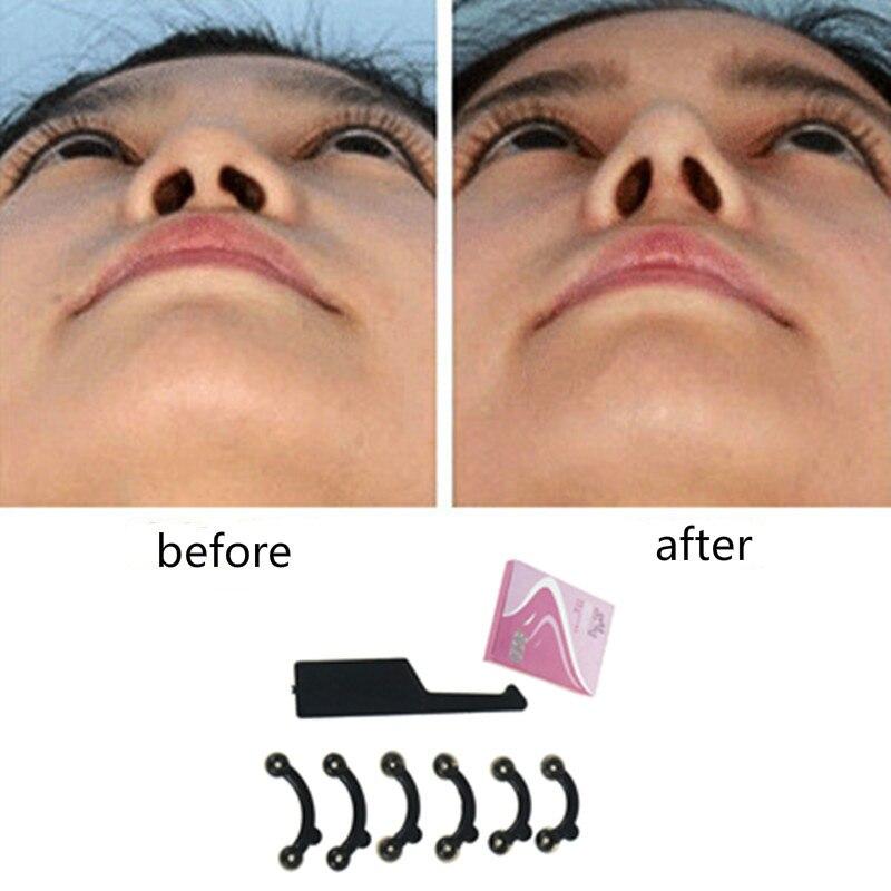6 шт./3 пары, Корректирующее устройство для носа
