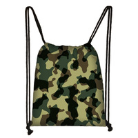 Drawstring Backpack For Teenage Men Women SchoolBag Travel Casual Bags Drawstring Bag Mochila