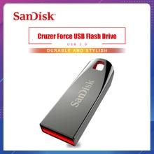 usb-накопитель SanDisk 32 Гб 64 ГБ 8 ГБ 16 ГБ флеш-накопитель CZ71 USB 2,0 карта памяти USB флеш-накопитель