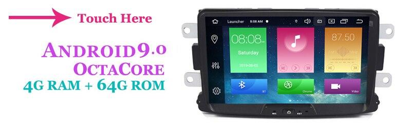 android9.1 DVD renault duster,dacia DOKKER symbol logan lada xray2 kaptur radio android car dvd 1DIN RADIO ANDROID9 (1) - 副本 - 副本 - 副本 - 副本