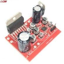 EDIY-placa amplificadora de potencia TDA7379 con efecto de preamplificación AD828, amplificador de audio super NE5532
