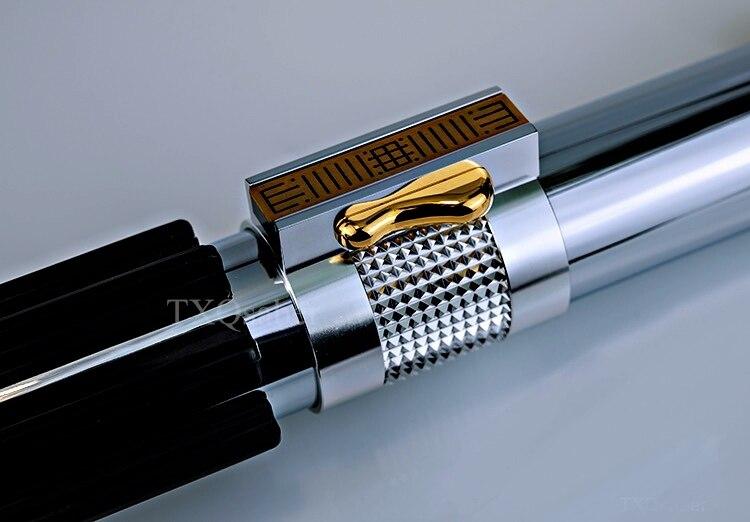 Sable de luz Anakin EP3 con Soundboard Proffie2.2, cambio suave de 16 colores con tarjeta LED hoja de tira SD - 5