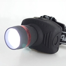 Portable Super Bright LED Headlamp Zoomable Lamp Head Light Sports Camping Fishi