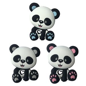 Rodent Panda Beads Baby Toys Silicone Te