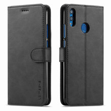 For Huawei Honor 8X Case Luxury Wallet Leather Magnetic Flip Cover Case Honor 8 X 8X