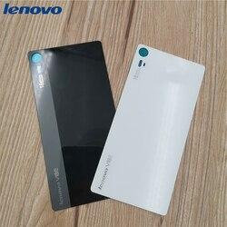 Чехол для Lenovo Z90 Z90-3 Z90a40, корпус аккумулятора, Задняя стеклянная дверь, Сменный Чехол для Lenovo Vibe Shot Z90 с логотипом