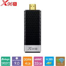 X96S TV Stick Android 9.0 TV Bo