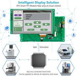 Image 2 - Nueva placa de control LCD cuadrada de 10,1 pulgadas con USB/RS485