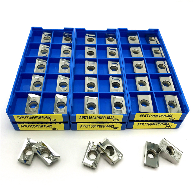 APKT1135 APKT1604 APGT1604 SEHT1204 RCGT1204 RCGT10T3 Aluminum Milling turning tool CNC lathe tools Hard Alloy Milling tool