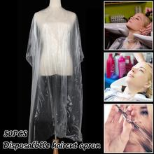 Capes Barber-Apron Hairdressing-Tool Shampoo Salon Hair-Sanitary-Pads Disposable Waterproof