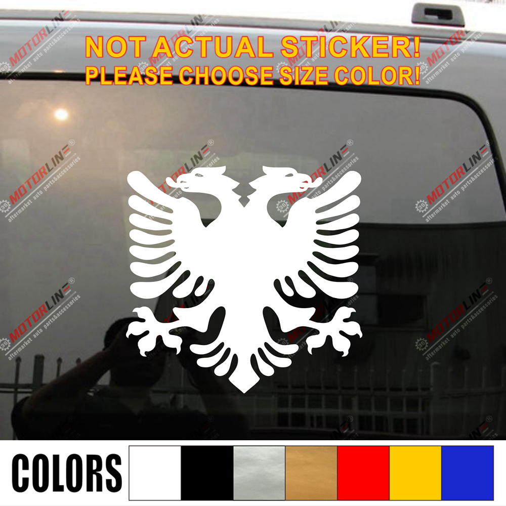 Coat of arms of Germany German Flag Car Sticker Vinyl Decal 4/'/' 10/'/' 22/'/'