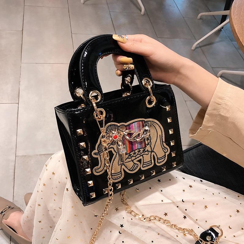 2019 New Hand-held Shoulder Bag Styling Women's Bag Bags  Women Bag  Handbag  Shoulder Bags  Handbag