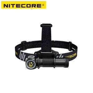 Image 4 - Nitecore UT32 cree XP L2 V6 led 1100ルーメンuitraコンパクト同軸デュアル出力ヘッドランプ