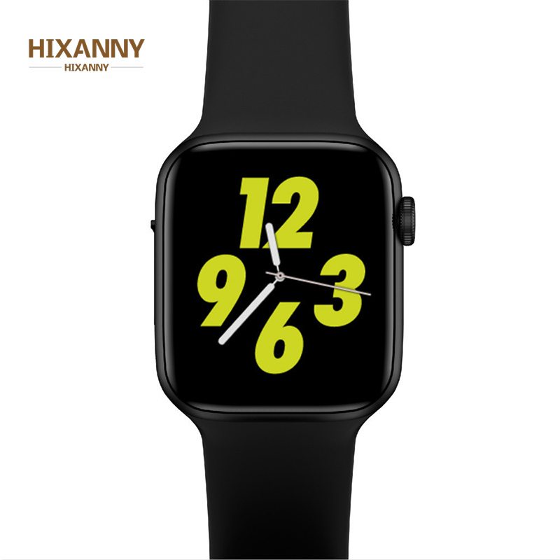 2019New <font><b>iwo</b></font> <font><b>8</b></font> Plus <font><b>44mm</b></font> <font><b>Smart</b></font> <font><b>Watch</b></font> Android ecg ppg Heart Rate <font><b>Smart</b></font> Inteligente Wristwatch Bluetooth Bracelect For IOS PK <font><b>IWO</b></font> <font><b>8</b></font> image
