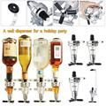 Ferramentas Bar Buffet Pourer Licor Dispensador Dispensador Garrafa De Vinho Cremalheira Do Vinho Bar Wall-mounted Wine Shaker Restaurante Ocidental
