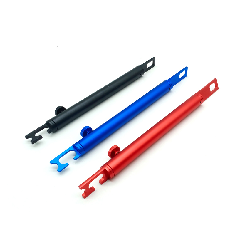 Tools : Aluminum alloy Hood Prop tools NO Nylon rope kit car body repair tools car beauty engine cover repair kit car