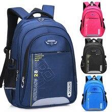 Новые детские школьные ранцы для девочек и мальчиков, школьный рюкзак, черные школьные ранцы, рюкзаки для начальной школы, детские большие школьные рюкзаки