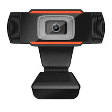 Hot Sales Draaibare Hd Webcam Pc Mini Usb 2.0 Camera 12.0M Pixels Video-opname High Definition Met 1080P & Beeldweergave(China)