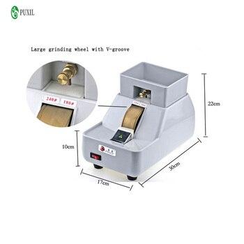 Высокое качество CP-7-35WV Объектив edger оптическая ручная мельница ручной станок для шлифования линз оптическое оборудование для обработки