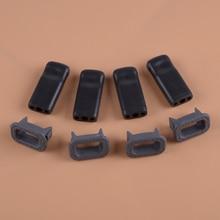 DWCX 4PCS Door Lock Pin Cap Set MB775216 MB774548 Fit for Mitsubishi Pajero Montero SHOGUN MK2 1991-1995 1996 1997 1998 1999 цена