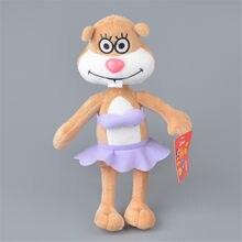 20cm kumlu sincap SquarePants oyuncak ahtapot kumlu yengeç patron Patsy küçük salyangoz denizyıldızı salyangoz bebek çılgınlığı