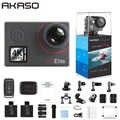 AKASO V50 Elite natif 4K/60fps 20MP Ultra HD 4K caméra d'action Sport WiFi écran tactile contrôle vocal EIS 40m caméra étanche