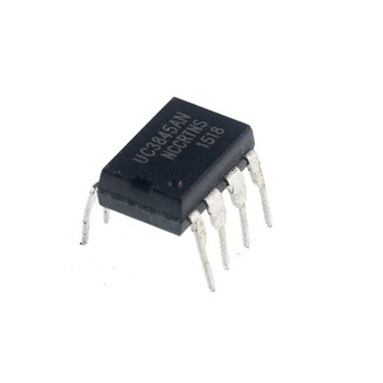 Uc3845an Ac Dc Switching Converter Off-line Switcher smps Controller 500khz Tube 8-pin Pdip Uc3845 image