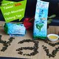 2019 تايوان جبال عالية جين شوان الحليب شاي الألونج 1725 للرعاية الصحية دونغدينغ شاي الألونج الغذاء الأخضر مع الحليب 150g