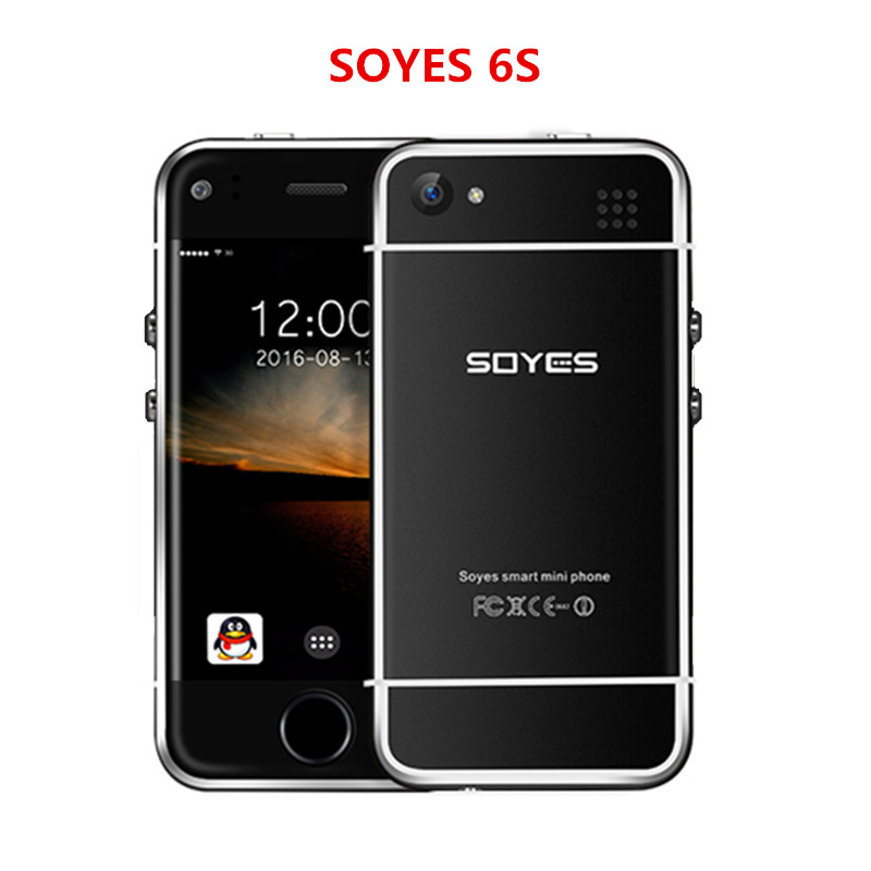 Original New SOYES 6S Mini Android Smart Phone 2.4