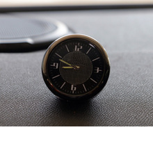 Lsrtw2017 Car Interior Dashboard Quartz Watches Clock for Peugeot 3008 5008 308 508L Accessoreis