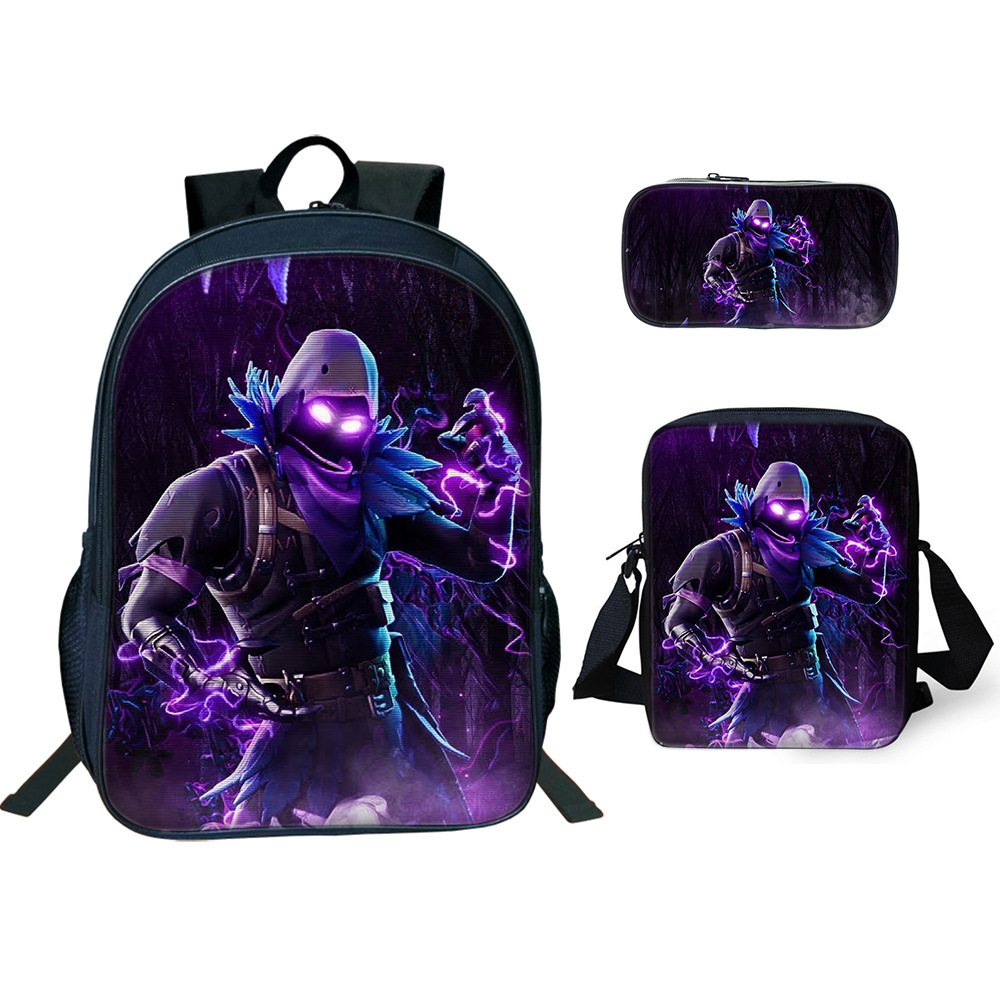 2019 New Cartoon Backpack Game Printed Children School Bag Famous Game Printed Children Schoolbag Battle Royale Backpack Lovely
