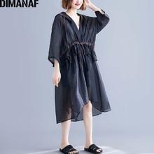 DIMANAF Summer Plus Size Jackets Coat Hooded Women Clothing