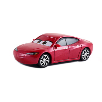 Disney Pixar Cars 3 38 Style For Kids Jackson Storm High Quality Car Birthday Gift Alloy Car Toys Cartoon Models Gifts image