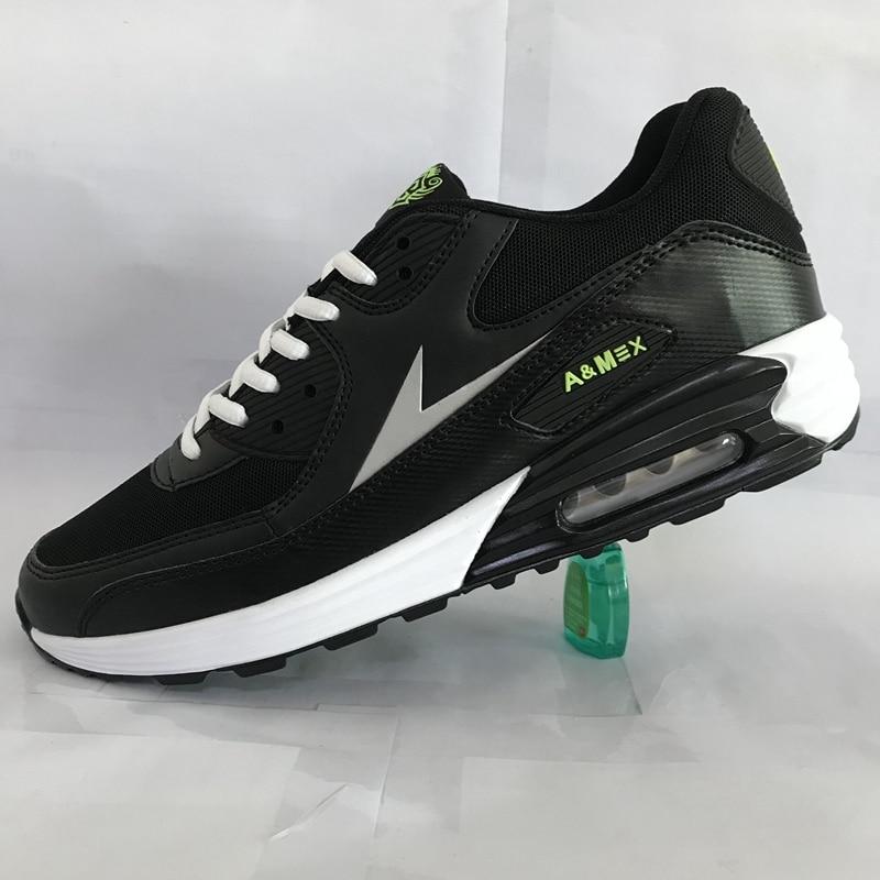 2020 мужские кроссовки с воздушной подушкой, Повседневная дышащая обувь, спортивная обувь для бега (размер 38-46)
