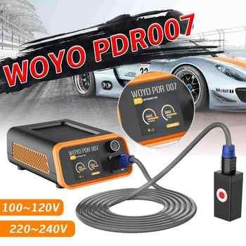 For WOYO PDR007 Car Dent Repair Tool Auto Body Paintless Dent Puller Sheet Metal Repair Kits Body Fix Damage Dents Garage Set
