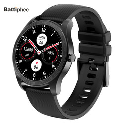 2020 New Battiphee Smartwatch KW11 AMOLED HD Screen Sport Design Heart Rate Monitor Build-in Compass