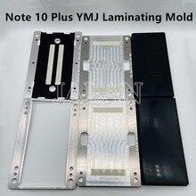 YMJ Laminieren Form Für Samsung Galaxy Note10 Plus Hinweis 8/9 LCD Glas OCA Laminieren Reparatur N970 N975 Bildschirm Ersatz