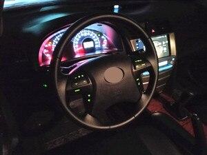 Image 5 - 自動車のステアリングホイールのオーディオコントロールボタントヨタハイラックスvigoカローラカムinnova