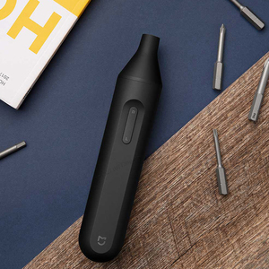Image 5 - Электрическая/ручная отвертка Xiaomi Mijia, интегрированная отвертка, 1500 мАч, аккумуляторная, с 6 S2, набор электрических винтовых бит
