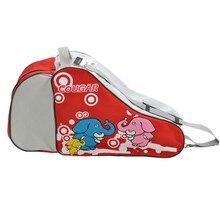Portable grande capacité patins à roulettes sac de rangement Sports de plein air sac à main Skate 24BD